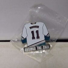 Mighty Ducks Of Anaheim Answer The Call Jeff Friesen Licensed NHL Hockey Pin