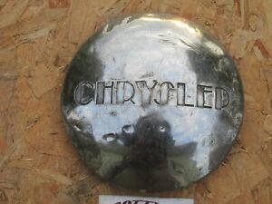 1934 CHRYSLER AIRFLOW, SMALLER SIZE HUBCAP, ONE ~1~ ~RARE~