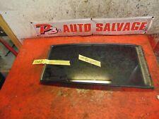 06 04 05 Scion Xb oem passenger side right rear door vent glass window