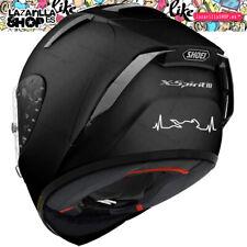 CARDIOMOTO 10CM sticker vinilo coche casco pegatina moto ©lazarillaSHOP™ calidad