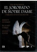 El jorobado de Notre Dame (The Hunchback) (DVD Nuevo)