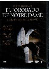 El jorobado de Notre Dame DVD