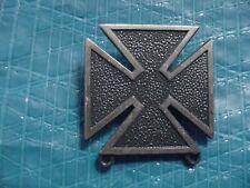 US Army MARKSMAN badge Sterling  Silver  basic award Vintage