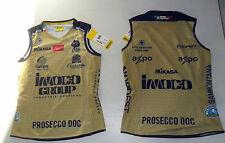 Mikasa L Imoco Conegliano Shirt Jersey Volleyball gold