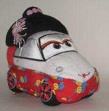 Plush Pixar Geisha Okuni Tokyo Wearing Kimono DISNEY STORE Cars 2