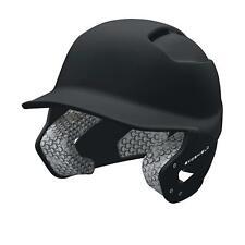 EVOSHIELD Adjusted Baseball Softball Impact BATTING Helmet Black