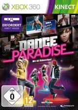 Dance Paradise XBOX 360 ( Kinect erforderlich )