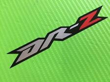 DR-Z DRZ Decals stickers for Suzuki Road Bike or fairing PAIR #163