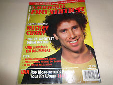 MODERN DRUMMER MAGAZINE-MICKEY CURRY AUGUST 1992-VGUC