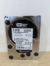 Western DIGITAL WD2002FAEX 2TB SATA 64MB CACHE USED #58366