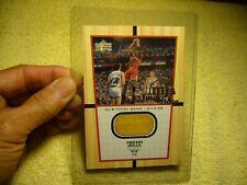 2000 UPPER DECK MICHAEL JORDAN MJ'S FINAL GAME #FF1 FINAL FLOOR JUMBO CARD NICE