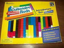 Learning Resources Cuisenaire Rods Introductory Set Connecting Learning Resource