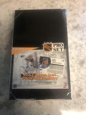 1991/92 Pro Set Canadian Edition Hockey French Box - 36p 15c Factory Sealed New
