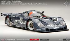 EXOTO 90 Nissan R89C LeMans, Wada/Olofsson/Sala 1:18, NIB #RLG88103