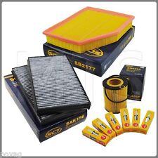 Inspektionspaket Filterpaket Filterset inkl Zündkerzen BMW E60 520i 170PS 125KW