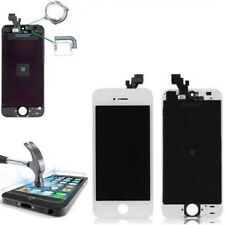 SCHERMO DISPLAY IPHONE 5 BIANCO PER APPLE TOUCH SCREEN LCD RETINA VETRO FRAME 5G