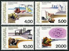 Portugal 1342-1345, MNH Naturel Resources. Cuivre, Marbre, Fer, 1977