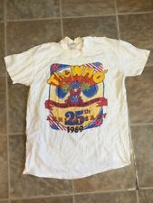 Vtg Concert Xl T-Shirt The Who 1989 The Kids Are Alright Tour 25th Anniversary