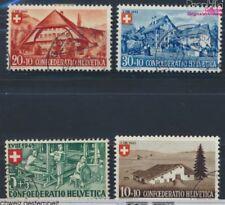 Schweiz 460-463 gestempelt 1945 Pro Patria (8731931