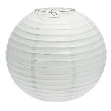 Lanterne boule blanche en papier Ø 60 Lampe suspension Salon Mariage Fête Déco