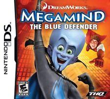 Megamind el Defensor Azul Niños Juego Ds Ds Ds Lite Dsi Xl 3DS 3DS 2DS