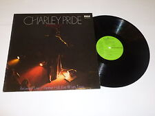 CHARLEY PRIDE - In Person - 1972 UK 14-track vinyl LP