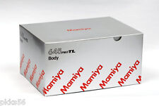 Mamiya 645 PRO TL BODY *** EMPTY BOX ***