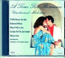 (EI520) A Time For Romance, Unchained Melodies - 1994 sealed CD
