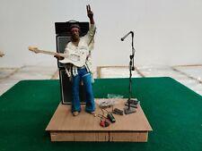 McFarlane Jimi Hendrix Stage Figure 2003 Woodstock August 18 1969 complete nice