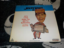 The Bellboy Laserdisc LD Jerry Lewis Free Ship $30 Orders
