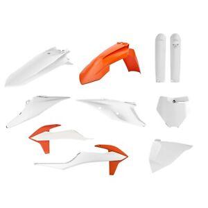Polisport Plastic Kit FIT KTM SX 2019 - 2022 SX 125 150 250  OEM  91012 + Forks