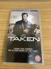 Taken [UMD Mini for PSP], Very Good DVD, Holly Valance, Mathieu Busson, Radivoje