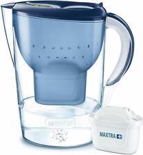 Brita Marella XL Water Filter Jug, Large 3.5L Maxtra+ Pitcher, 1 Cartridge, Blue