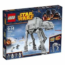 Lego Star Clone Wars 75054  AT-AT ATAT WALKER Snow Doggy Driver Xmas Present NEW