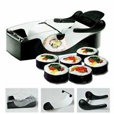 Perfect Roll À faire soi-même Facile Cuisine Magic Roller Sushi Maker Cutter gadget Machine UK