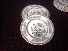 John Maddock And Sons England Indian Tree (4 tea plates) 6.75 inches