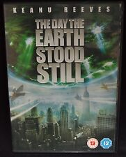 The Day The Earth Stood Still (DVD, 2009)  (D0218)