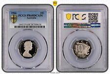 1966 Australian Ten Cent, 10c Proof PCGS - PR68DCAM -616 D7-243