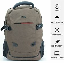 "15.6"" Laptop Backpack Bag Case Rucksack for Asus, Lenovo, HP, Dell, Sony School"