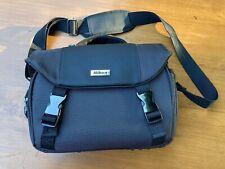 Nikon Deluxe Digital SLR Camera Case Gadget Bag