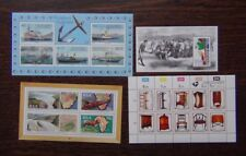 South Africa 1990 Co-operation 1992 Furniture 1994 Tugboats 1995 Rugby M/S MNH