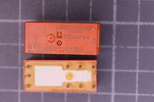 Relais Nr414  Schrack RT314F24  24VDC  1 Wechsler bistabil 16Amp Schrack
