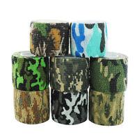 Outdoor Jagd Camo Wasserdichte Zug-Elastizität Camouflage Stealth Tape