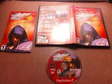 Sony PlayStation 2 PS2 CIB Complete Tested Tekken 4 Ships Fast
