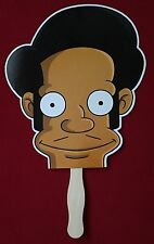 Apu Collectible Fan - - The Simpsons - Bongo  Comics SDCC 2015 Exclusive