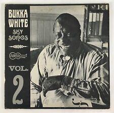BUKKA WHITE ~ SKY SONGS VOL. 2 ~ ARHOOLIE LP ~ TRADITIONAL BLUES AND STORIES