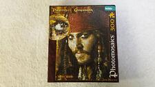 Pirates of the Caribbean 300 Piece Puzzle, Jack Sparrow, Bonus Poster