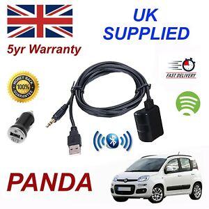 Fiat PANDA Bluetooth Music Streaming Module & 1.0A Power Adapter For Samsung HT