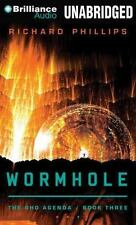 The Rho Agenda: Wormhole 3 by Richard Phillips (2012, CD, Unabridged)