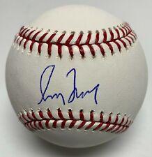 Greg Maddux Signed MLB Baseball Braves Cubs MLB JD354217